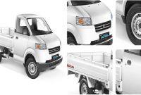 Daftar Harga Terbaru Mobil Suzuki APV Pick Up Standar