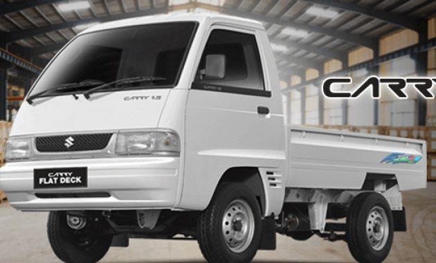Tips Membeli Suzuki Carry Pickup Second Harga Murah