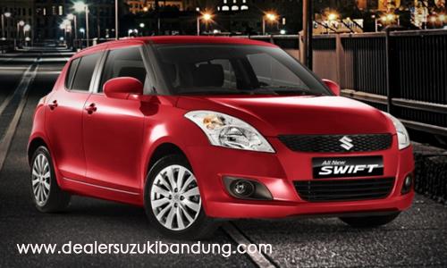 Dp Dan Cicilan Suzuki Swift