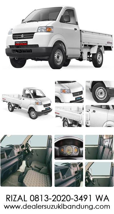 harga mobil suzuki apv pickup mega carry xtra bandung