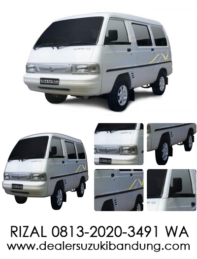 harga mobil suzuki carry futura real van mini bus
