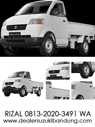 Harga Mobil Suzuki Mega Carry Pick Up Bandung Suzuki Februari 2021