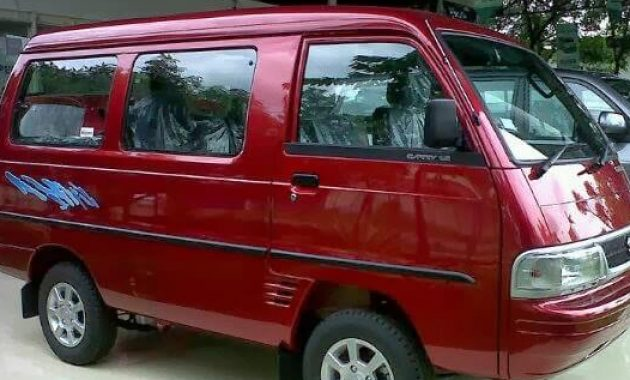 Kredit Dp Carry Futura Real Van Mini Bus Bandung Suzuki Februari 2021