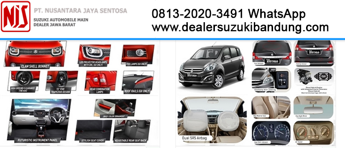 Informasi Dealer Mobil Suzuki Buah Batu Bandung
