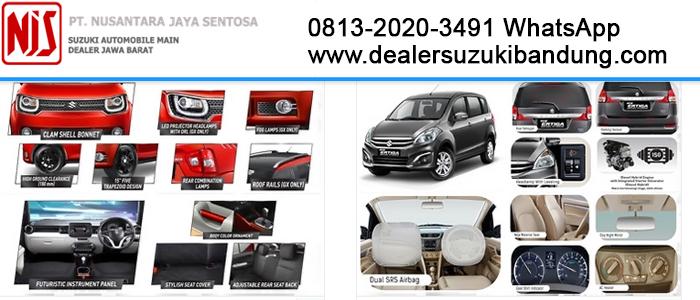 Informasi Dealer Mobil Suzuki Lembang Bandung cabang
