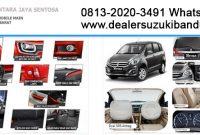Informasi Dealer Mobil Suzuki Pasteur Bandung Cabang