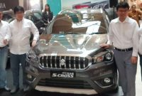 Suzuki Sx4 S Cross Facelift Bandung CImahi