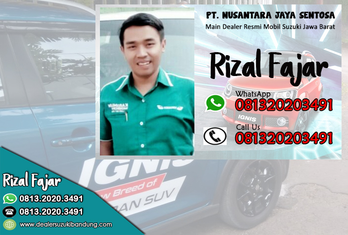 Marketing Mobil Suzuki Bandung