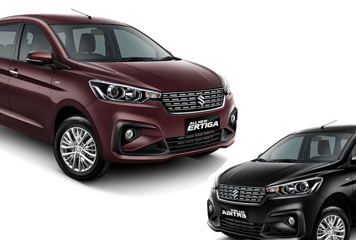 All New Ertiga Indonesia