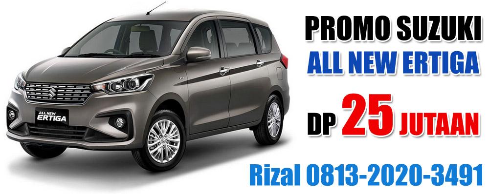 Promo Kredit Suzuki All New Ertiga Bandung Cimahi