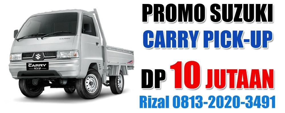 Promo Kredit Suzuki Carry Pick Up Bandung