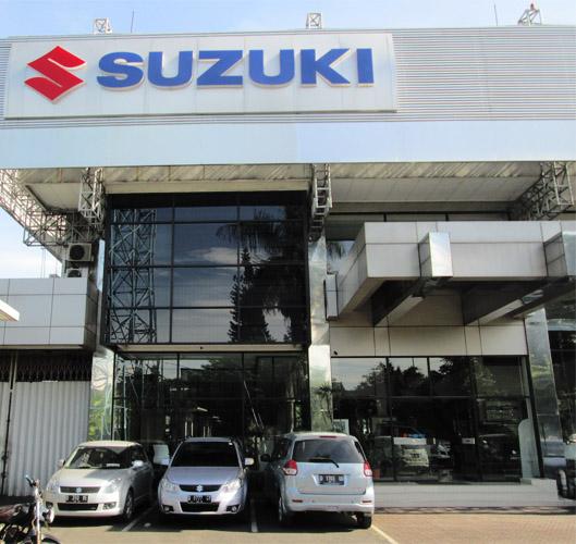 Dealer Pusat Suzuki Soekarno Hatta Bandung