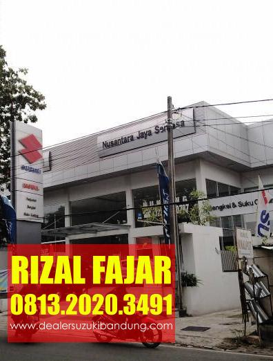 Dealer Suzuki Nusantara Jaya Sentosa Setiabudi Bandung