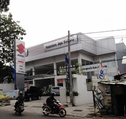 Dealer Suzuki Setiabudi Bandung