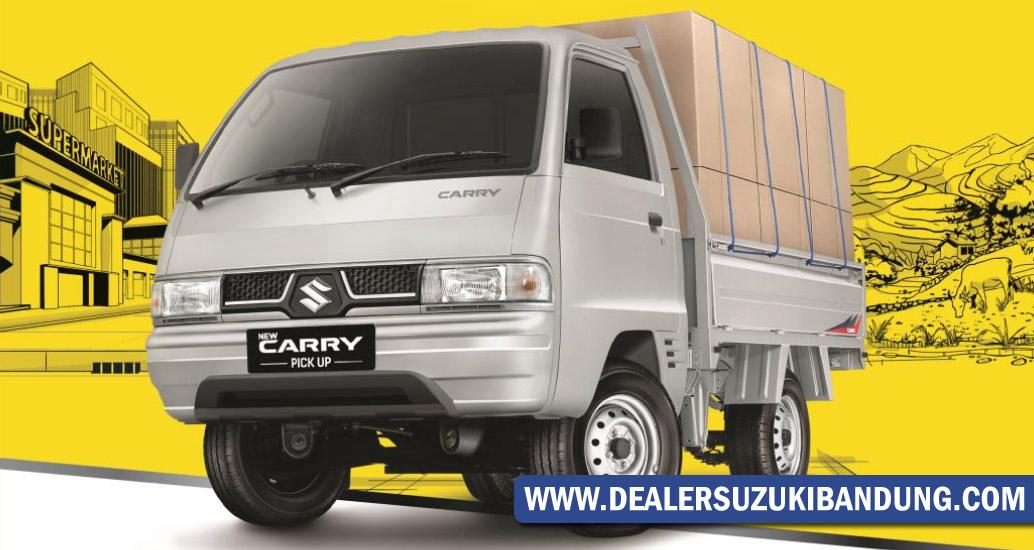 Harga Kredit Mobil Suzuki Carry Pick Up Bandung