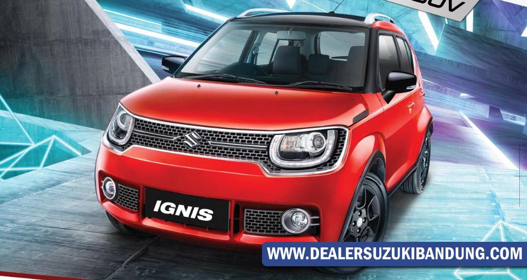 Harga Kredit Mobil Suzuki Ignis Bandung Cimahi