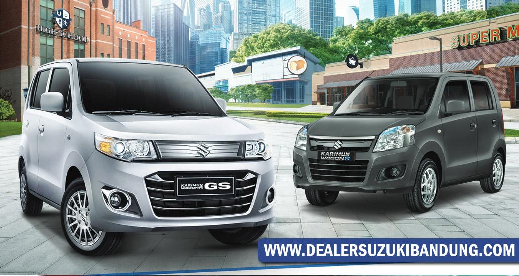 Harga Kredit Mobil Suzuki Karimun Wagon R Bandung Cimahi