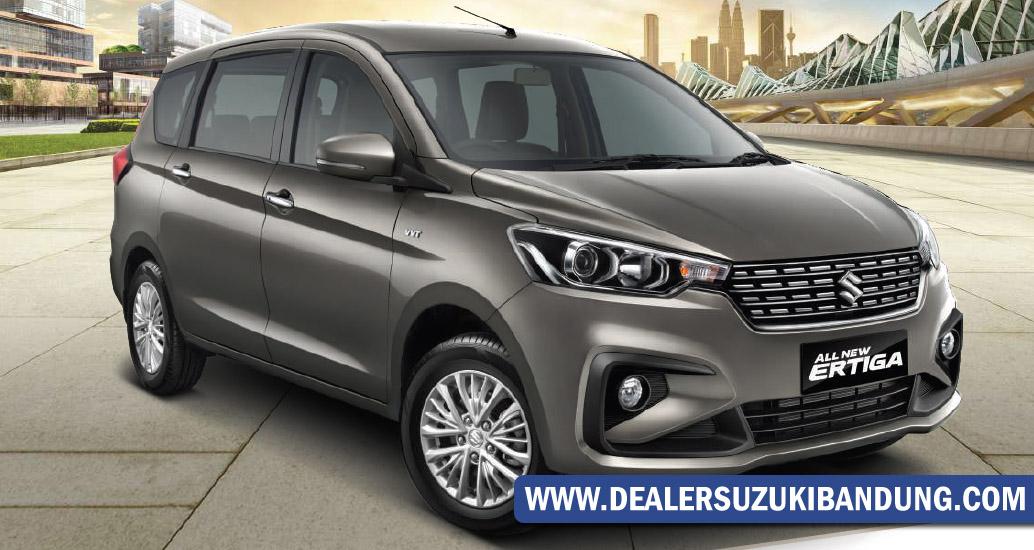 Harga Kredit Mobil Suzuki New Ertiga Bandung