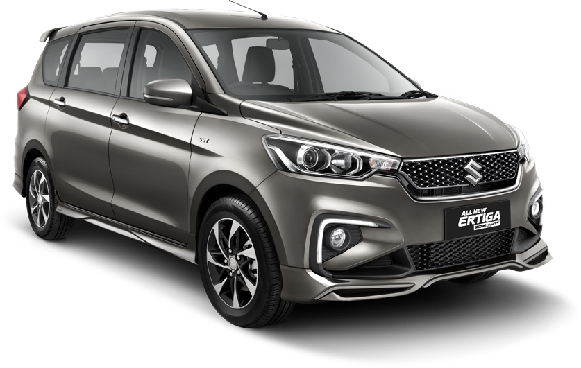 all new ertiga sport grey