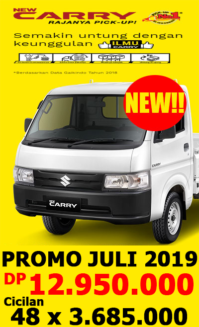 Promo Suzuki Carry Pick Up Bandung Juli 2019